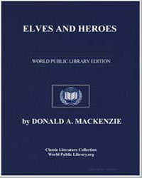 Elves and Heroes by Mackenzie, Donald A.