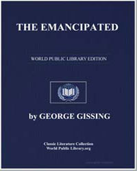 The Emancipated by Gissing, George
