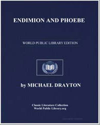 Endimion and Phoebe by Drayton, Michael