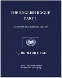 The English Rogue, Part 1 by Head, Richard