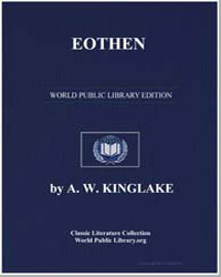 Eothen by Kinglake, A. W.