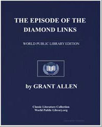 The Episode of the Diamond Links by Allen, Grant