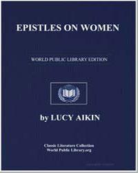 Epistles on Women by Aikin, Lucy