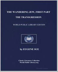 The Wandering Jew, First Part.The Transg... by Sue, Eugene