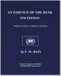 An Essence of the Dusk, 5Th Edition by Bain, Frances William