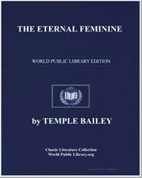 The Eternal Feminine by Bailey, Temple