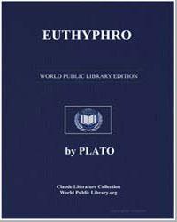 Euthyphro by Plato