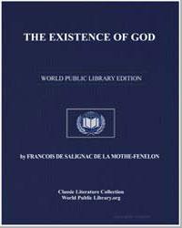 The Existence of God by De La Motte Fouque, Friedrich