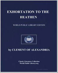 Exhortation to the Heathen by