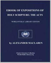 Ebook of Expositions of Holy Scripture :... by Maclaren, Alexander