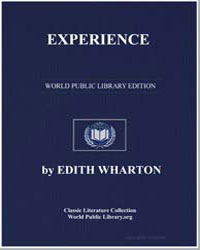Experience by Wharton, Edith