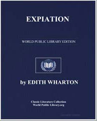 Expiation by Wharton, Edith