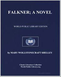 Falkner; A Novel by Shelley, Mary Wollstonecraft