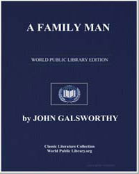 A Family Man by Galsworthy, John