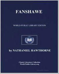 Fanshawe by Hawthorne, Nathaniel