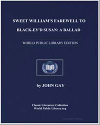 Sweet William's Farewell to Blackeyed Su... by Gay, John