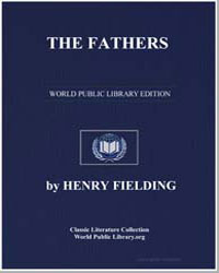 The Fathers by Fielding, Henry