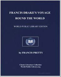 Francis Drake's Voyage Round the World by Pretty, Francis
