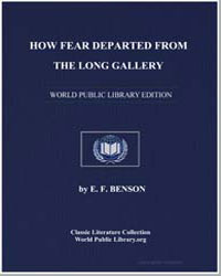 How Fear Departed from the Long Gallery by Benson, Edward Frederic