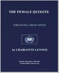 The Female Quixote by Lennox, Charlotte