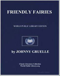 Friendly Fairies by Gruelle, Johnny