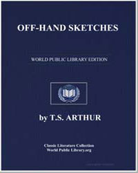 Offhand Sketches by Arthur, Timothy Shay