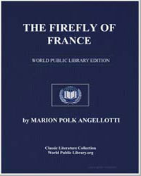 The Firefly of France by Angellotti, Marion Polk