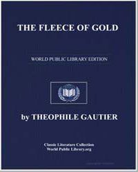 The Fleece of Gold by Gautier, Théophile