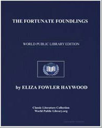 The Fortunate Foundlings by Haywood, Eliza Fowler
