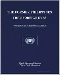 The Former Philippines Thru Foreign Eyes by Jagor, Fedor