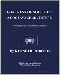 Fortress of Solitude by Robeson, Kenneth