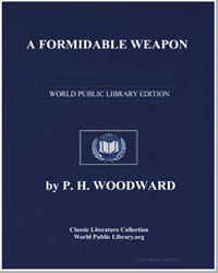 A Formidable Weapon by Woodward, Patrick Henry