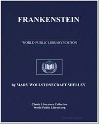 Frankenstein, Or the Modern Prometheus by Shelley, Mary Wollstonecraft