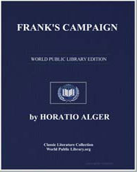 Frank's Campaign by Alger, Horatio