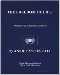 The Freedom of Life by Call, Annie Payson
