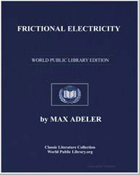 Frictional Electricity by Adeler, Max