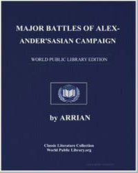 Major Battles of Alexander's Asian Campa... by
