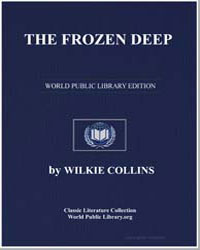 The Frozen Deep by Collins, Wilkie