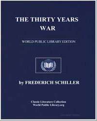 The Thirty Years War by Von Schiller, Johann Christoph Friedrich (Friedric...
