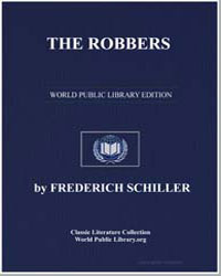 The Robbers by Schiller, Frederich