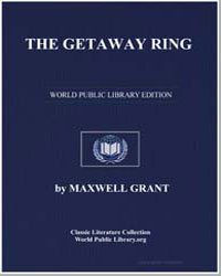 The Getaway Ring by Grant, Maxwell