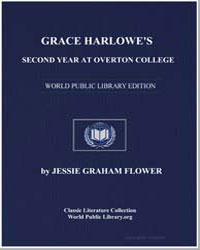 Grace Harlowe's Second Year at Overton C... by Flower, Jessie Graham