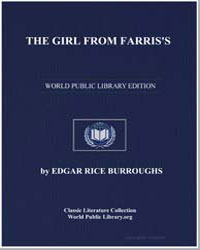 The Girl from Farris's by Burroughs, Edgar Rice