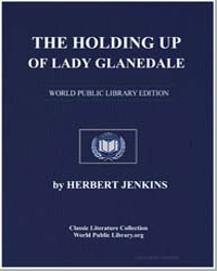 The Holding up of Lady Glanedale by Jenkins, Herbert