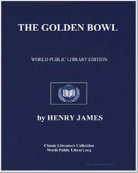 The Golden Bowl by James, Henry