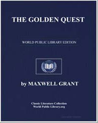The Golden Quest by Grant, Maxwell