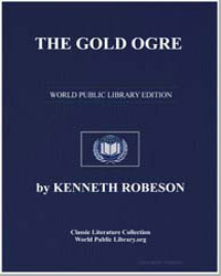 The Gold Ogre by Robeson, Kenneth