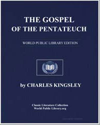 The Gospel of the Pentateuch by Kingsley, Charles