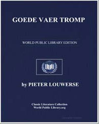 The Goede Vaer Tromp by Louwerse, Pieter
