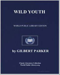Wild Youth by Parker, Gilbert, Sir